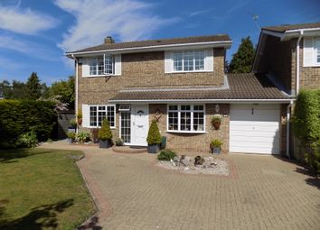 Thumbnail 4 bed detached house for sale in West Road, Dibden Purlieu