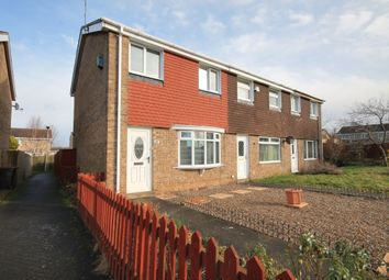 Thumbnail 3 bed property for sale in Leyburn Close, Ouston, Chester Le Street