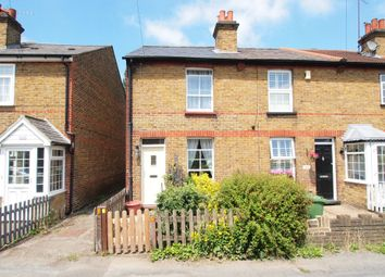 Thumbnail 2 bed end terrace house for sale in West Street, Ewell Village