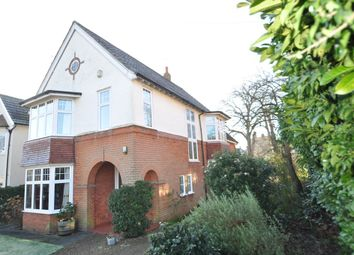 Thumbnail 4 bed detached house for sale in Gainsborough Road, Ipswich