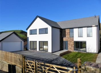 Thumbnail 5 bed detached house for sale in Mountain Road, Llangeinor, Bridgend, Mid Glamorgan
