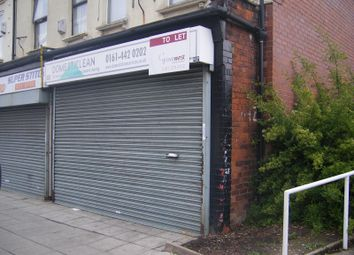 Thumbnail Retail premises to let in Gorton Road, Reddish