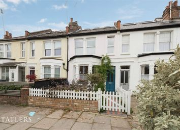 Thumbnail 5 bed terraced house for sale in Manor Park Road, East Finchley, London