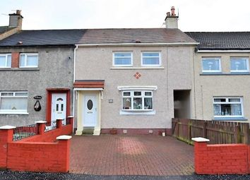 Thumbnail 3 bed terraced house for sale in Bellvue Crescent, Bellshill