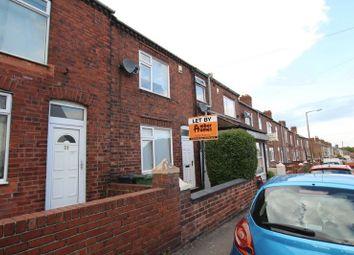 Thumbnail 3 bed terraced house to rent in Birchwood Lane, Somercotes, Alfreton