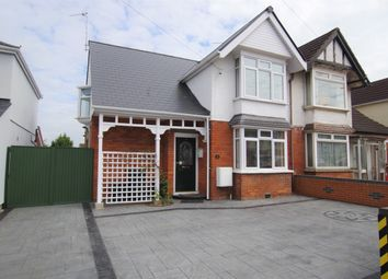 Thumbnail 2 bed semi-detached house for sale in Drove Road, Old Town, Swindon