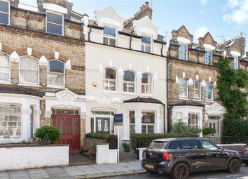 Thumbnail 5 bed terraced house for sale in Fulham Park Gardens, Parsons Green, Fulham, London