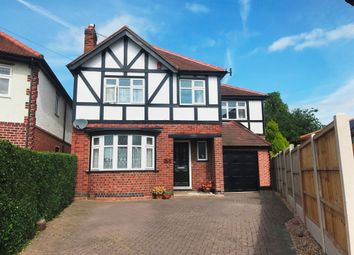 Thumbnail 5 bedroom detached house for sale in Birchwood Avenue, Littleover, Derby