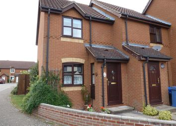 Thumbnail 2 bed end terrace house to rent in Golding Way, Glemsford, Sudbury