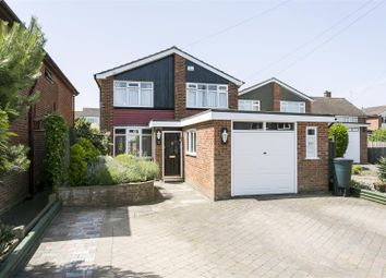 Thumbnail 4 bed detached house for sale in Sandown Road, West Malling