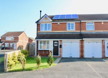 3 bed semi-detached house for sale in Telford Close, Hartlepool TS24