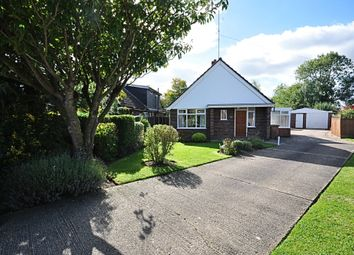 Thumbnail 3 bed detached bungalow for sale in Mill Close, Pulham Market, Diss