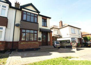 Thumbnail 4 bedroom property to rent in Daws Heath Road, Rayleigh