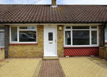 Thumbnail 1 bed terraced bungalow for sale in Nelson Terrace, Chatham