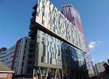 Thumbnail 2 bed flat to rent in Keats Apartments, 6 Saffron Central Square, Croydon