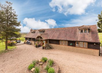 Thumbnail 4 bed barn conversion for sale in The Square, Newchapel Road, Lingfield