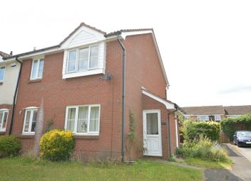 Thumbnail 1 bed terraced house to rent in Stonechat Close, Petersfield