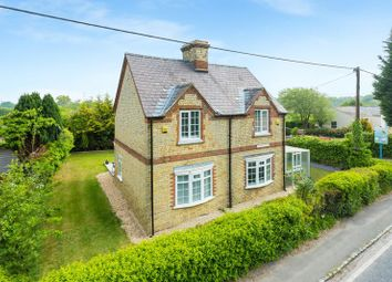 Thumbnail 4 bed detached house for sale in Bicester Road, Kingswood, Aylesbury