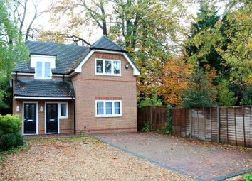 Thumbnail 1 bed flat for sale in Fleet Road, Fleet, Hampshire