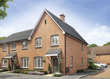 Thumbnail 3 bed semi-detached house for sale in The Elm, Coalport Road, Broseley, Shropshire