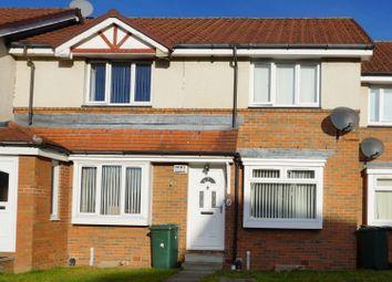 Thumbnail 2 bedroom terraced house to rent in Blackchapel Close, Edinburgh