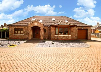 Thumbnail 4 bed bungalow for sale in Birch Gardens, Barton-Upon-Humber, North Lincolnshire