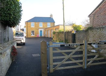 Thumbnail 4 bedroom detached house for sale in (8 Francis Mews), Hogshill Street, Beaminster, Dorset.