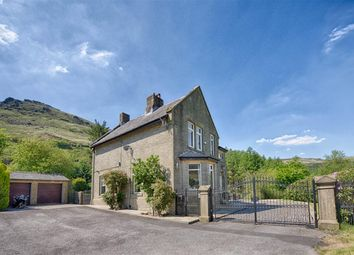 Thumbnail 3 bed detached house for sale in Dovestone House. Holmfirth Road, Greenfield
