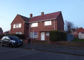 3 bed semi-detached house to rent in Rosyth Road, Red House Estate, Sunderland SR5