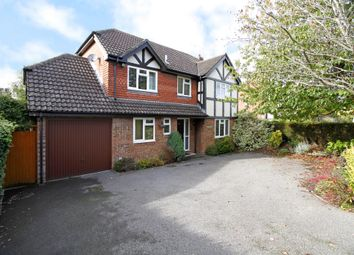 Thumbnail 4 bed property for sale in Rusper Road, Horsham, West Sussex