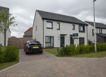 Thumbnail 2 bed detached house for sale in 7 Old College View, Sauchie, Clackmannanshire