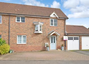 Thumbnail 3 bed end terrace house for sale in Hollist Chase, Littlehampton, West Sussex
