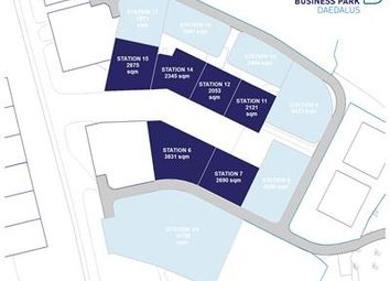 Thumbnail Light industrial for sale in Faraday Business Park Airside Plots, Solent Airport, Daedalus, Lee-On-Solent, Hampshire