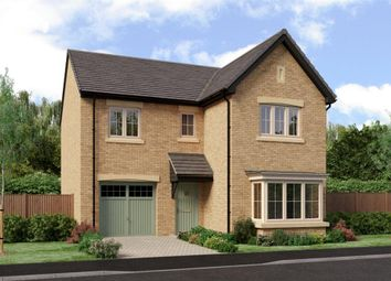 "Thumbnail 4 bed detached house for sale in ""The Seeger"" at West Lane Cottages, Longframlington, Morpeth"