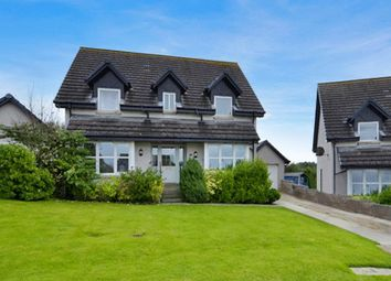 Thumbnail 4 bed detached house for sale in Hauplands Way, West Kilbride