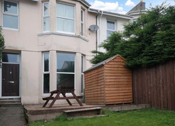 Thumbnail 4 bed terraced house for sale in St Marychurch Road, Plainmoor, Torquay, Devon