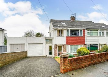 4 bed semi-detached house for sale in Amados Drive, Plympton, Plymouth PL7