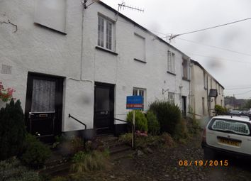 Thumbnail 1 bed terraced house to rent in Manor Road, Landkey, Barnstaple