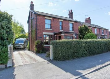 Thumbnail 4 bed detached house for sale in Giantswood Lane, Congleton