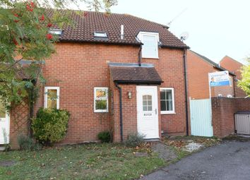 Thumbnail 1 bed terraced house to rent in Selsey Way, Lower Earley, Reading