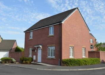 Thumbnail 3 bed detached house for sale in Druids Close, Caerphilly
