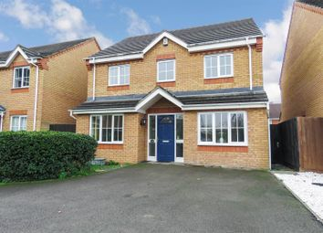 Thumbnail 4 bed detached house for sale in Brunel Drive, Biggleswade