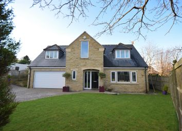 Thumbnail 5 bedroom detached house for sale in Tawa, 234 Woodhouse Lane, Brighouse