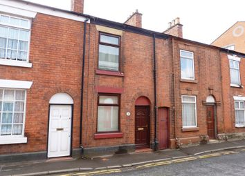 Thumbnail 2 bed terraced house for sale in Worrall Street, Congleton, Cheshire