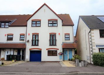 Thumbnail 4 bed town house for sale in Jamaica Way, Eastbourne