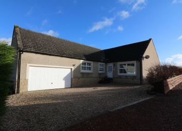 Thumbnail 4 bed detached bungalow for sale in Burnbrae, Carwood, By Biggar