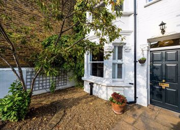 Margravine Road, London W6. 4 bed semi-detached house