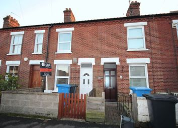 Thumbnail 3 bedroom terraced house to rent in Sewell Road, Norwich