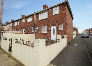 Thumbnail 3 bed terraced house for sale in Shakespeare Avenue, Hartlepool, Durham