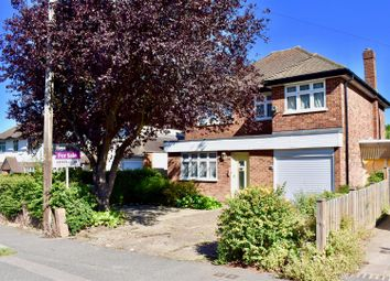 Thumbnail 3 bed detached house for sale in Craddocks Avenue, Ashtead
